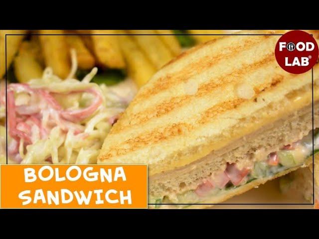 Bologna Sandwich Recipe | Food Lab