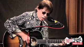 George Thorogood - One Bourbon, One Scotch, One Beer (Live At 107.7 The Bone) 08-01-11