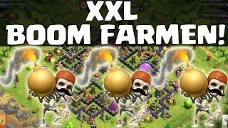 XXL BOOM FARMEN!    CLASH OF CLANS    Let's Play CoC [Deutsch/German HD]