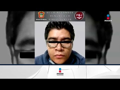 Cae presunto asesino de la joven Rosalinda | Noticias con Ciro Gómez Leyva