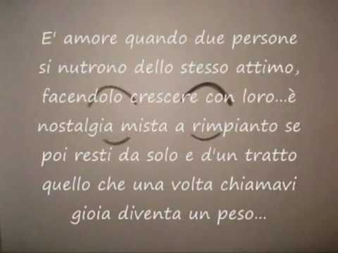 4tu Lei Per Me E Frasi D Amore San Valentino 2012 Youtube