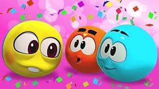 Play & Learn with WonderBalls | Colors for Kids | Cartoons for Children by Cartoon Candy