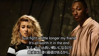 洋楽 和訳 lecrae ill find you ft tori kelly