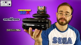The SEGA Genesis Mini Tower Is Ridiculous