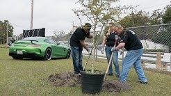 Mercedes Benz USA Gives Jacksonville Park a Face Lift