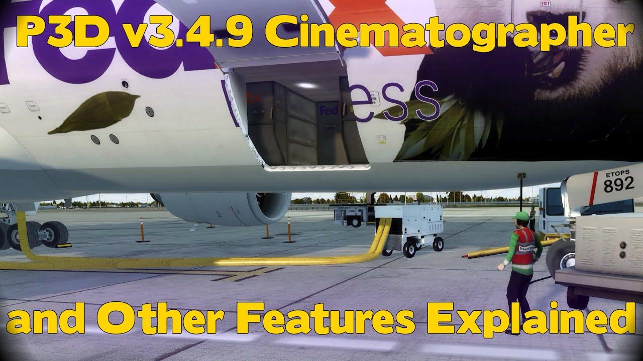 FSFX Chaseplane