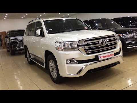 Mua Bán Xe Toyota Land Cruiser GXR4.5 Máy Dầu 2016