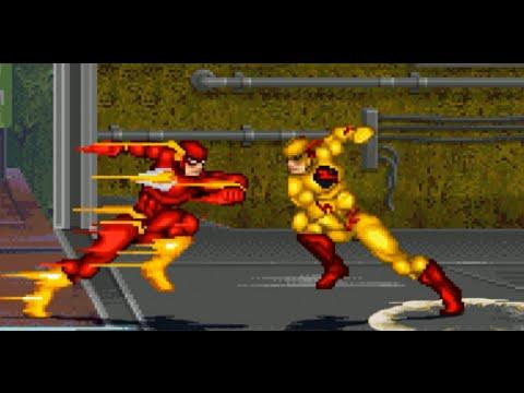 The Flash Vs Reverse Flash (Professor Zoom)