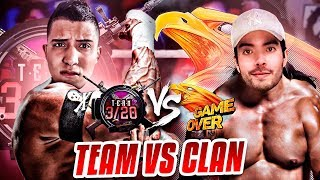GAME OVER VS TEAM 3/20 *épico*  FREE FREE