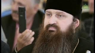 Скачать Духовные песнопения Православной Церкви прозвучали под сводами резиденции Радзивиллов