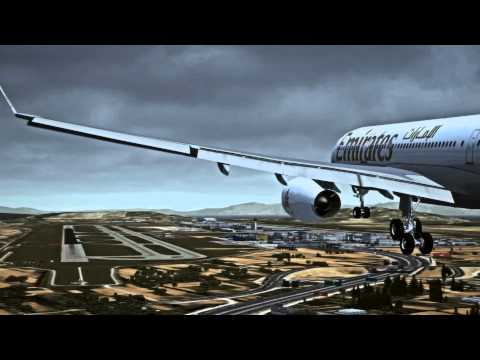 Emirates Promotional / Fly the best! - An FSX Movie [1080p]