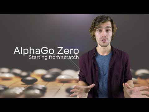 How AlphaGo Zero Works - Google DeepMind