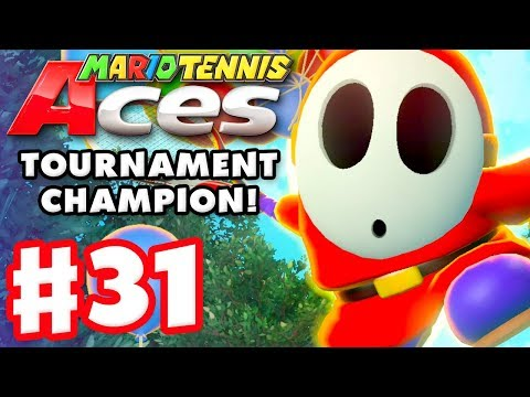 mario tennis aces doubles matchmaking