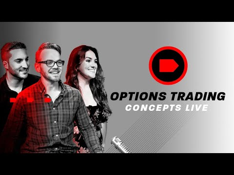 Low vs High Probability Options Strategies | Options Trading Concepts LIVE