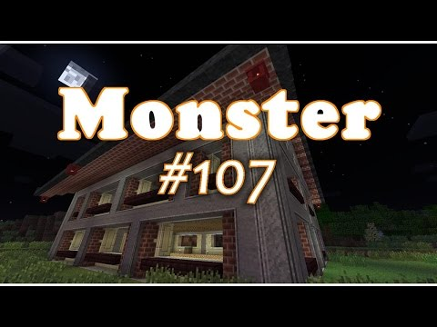 Schwarzes Holz #107 - Let's Play Minecraft Monster