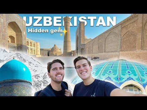 First Impressions of UZBEKISTAN - Tashkent & Surroundings