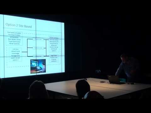 Phillip Stothard - Developing Interactive Virtual Reality Simulations for the Mining Industry