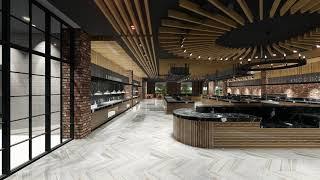 익산 갤러리아 웨딩홀 3층 연회장