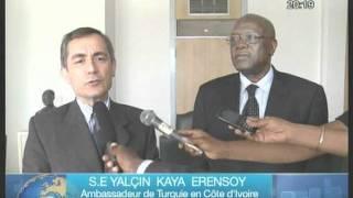 Rencontre entre le ministre d'Etat et les ambassadeurs de Turquie,d'Allemagne,de France et ...