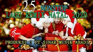 Download lagu 25 Nonstop Lagu Remix Natal Ceria Terbaru 2020 | Lagu Natal Paling Terpopuler di 2020/2021
