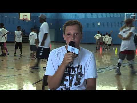 DANNY  GREEN BASKETBALL CAMP TESTIMONIALS