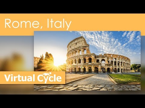 Rome -  HD Vacation Travel Guide & Indoor Exercise Video