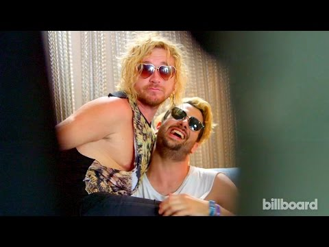 The Griswolds at Firefly 2015: How Pushup Brings Them Close Together