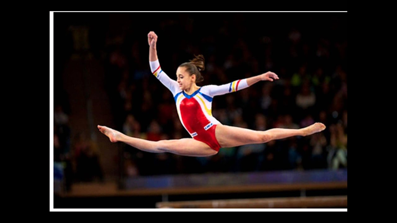 Larisa Iordache Floor Music 2012 Cholet Youtube