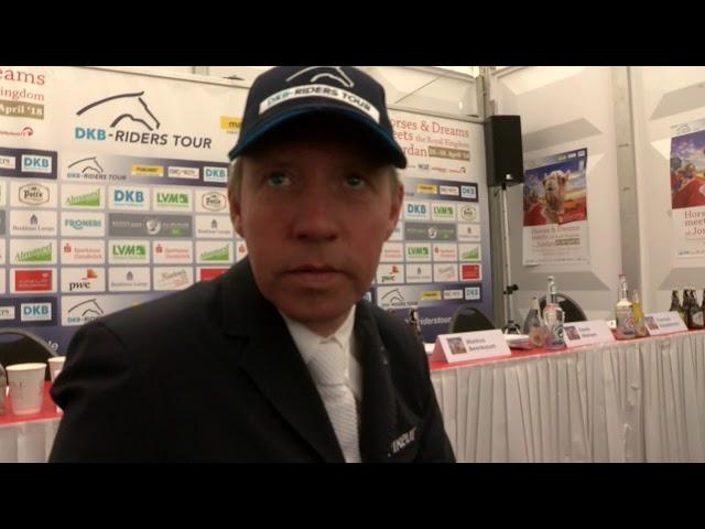 Markus Beerbaum -  Rider of the Year - über Tochter und Pferde...
