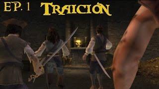 Piratas del Caribe La leyenda de Jack Sparrow [PS2] EP. 1 Traición