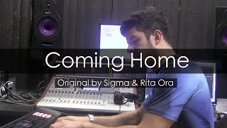 """Coming Home"" - Sigma, Rita Ora (Piano Cover) - Niko Kotoulas"