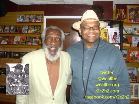 Baba Dick Gregory REveals Location Of Missing Malaysia Airlines Flight 370~5/4/2014