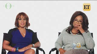 Oprah And Gayle King Share Relationship Advice