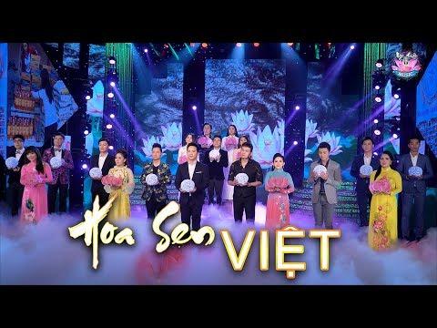 HOA SEN VIỆT   18 Ca Nghệ Sĩ Việt Nam Hải Ngoại Trình Bày   Hội Từ Thiện Hoa Sen Việt [Official MV]