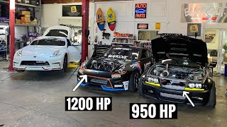 homepage tile video photo for 370Z GETS A PRO SET UP!!!