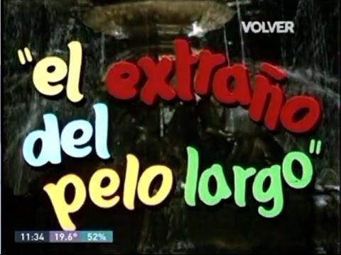 El Extraño del Pelo Largo (1970)