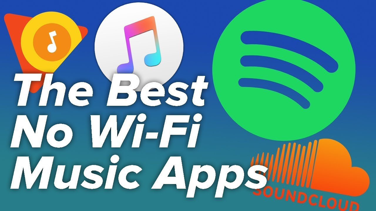 Best Free Offline Music Apps Works Without Wifi - WorldwideMusicFactory