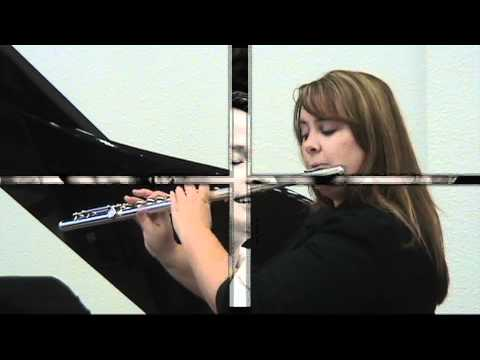 'O Come ye Faithful' - Classical Flute, Diana