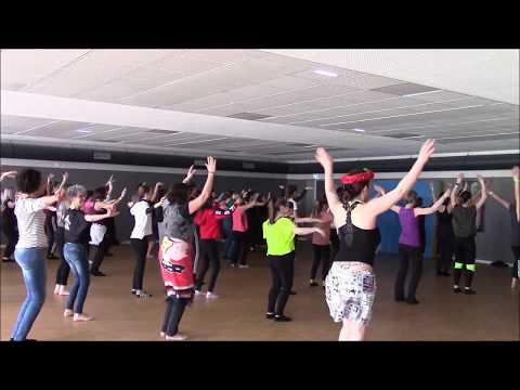 Initiation à la Danse Tahitienne avec Maylea HAPIPI à Roiffieux