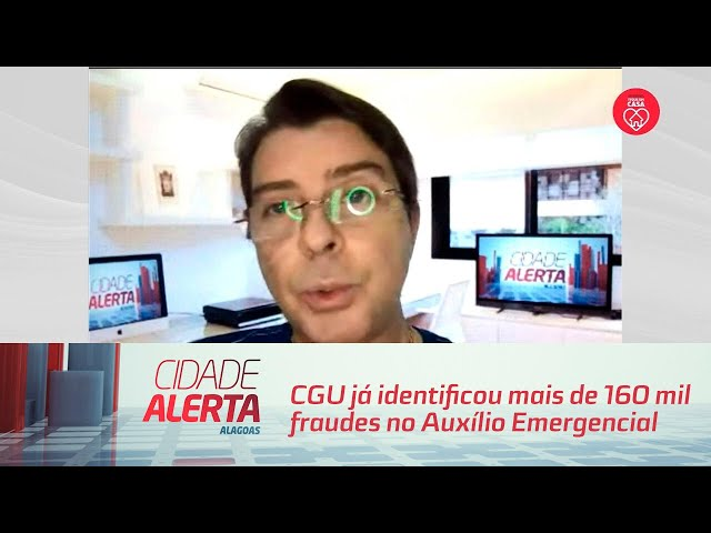 CGU já identificou mais de 160 mil fraudes no Auxílio Emergencial