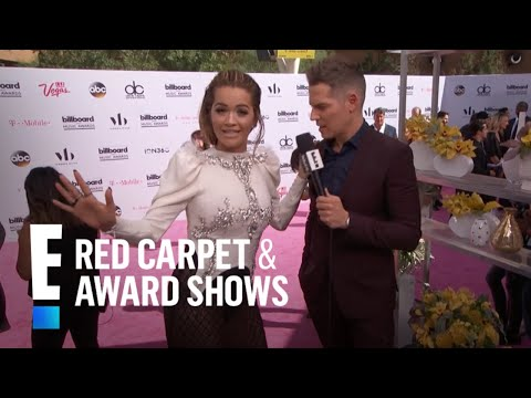 Rita Ora Gushes Over Ed Sheeran Collaboration | E! Live from the Red Carpet
