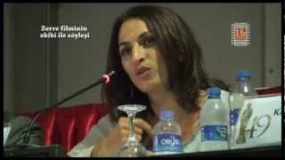 Zerre filmi söyleşi (49 Antalya Altın Portakal)