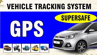GPS Tracker for  Car | #Supersafe Security System | Track your Assest 2019