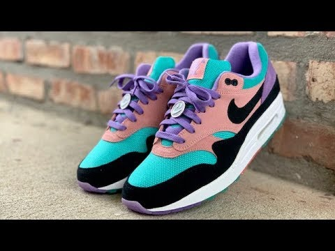 "new arrival a8047 a144c Air Max 1 ""Have a Nike Day"" review"