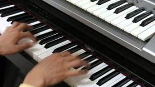 失恋魔術師 (元歌:太田裕美)・オリカラでピアノ