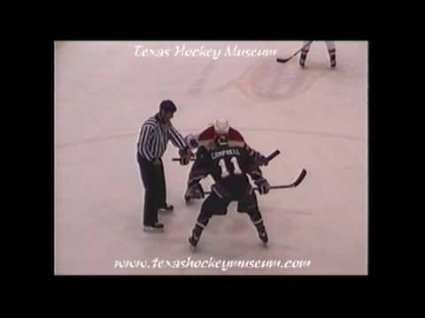 2000 2001 WPHL Hockey 1 12 01 Odessa Jack a lopes 2 @ Austin Ice Bats 4