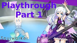 Soul Worker Online Playthrough Part 1