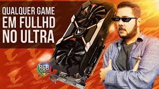QUALQUER GAME em Full HD no ULTRA