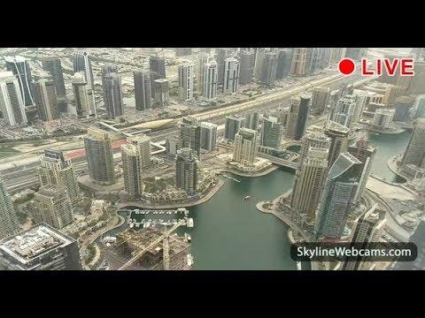 Live Webcam from Dubai