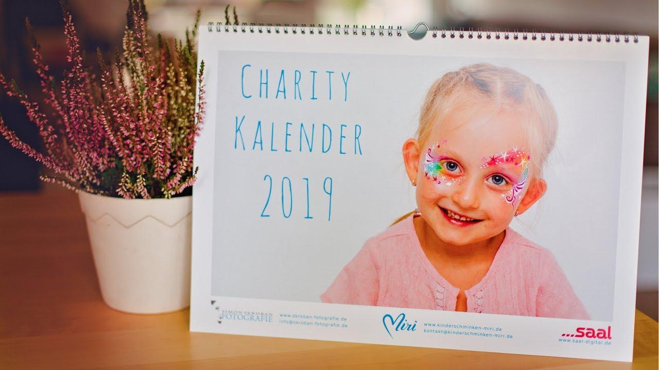 ⭐ Charity Kalender 2019 ❤️ (Werbevideo)